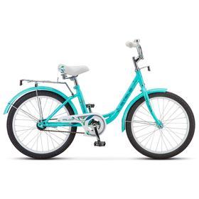 """Велосипед 20"""" Stels Pilot-200 Lady, Z010, цвет мятный, размер 12"""""""