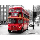 """Постер """"Лондонский автобус"""", 30 х 40 см"""