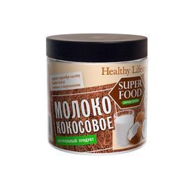 Молоко кокосовое Healthy Lifestyle, 200 г