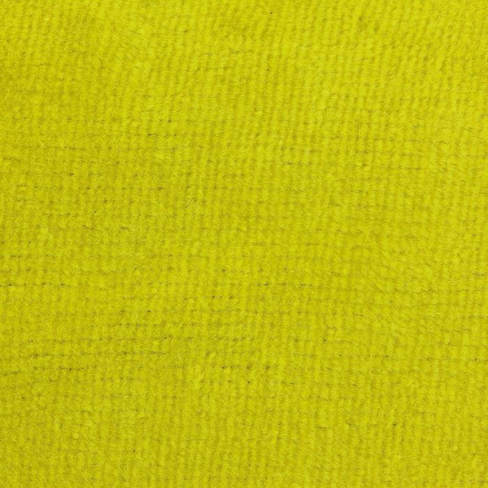 Велюр, цвет зелено-желтый - фото 828369