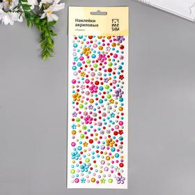 Acrylic stickers Meshu