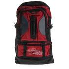 Рюкзак молодежный Sport, трансформер, 1 отдел, 2 наружных и 2 боковых кармана, черно-красный