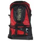 Рюкзак молодёжный Sport, трансформер, 1 отдел, 2 наружных и 2 боковых кармана, черно-бордовый