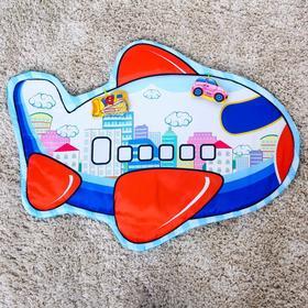Развивающий коврик детский «Транспорт», 2 игрушки, виды МИКС