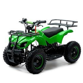 Квадроцикл бензиновый ATV G6.40 - 49cc, цвет зелёный