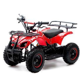 Квадроцикл бензиновый ATV G6.40 - 49cc, цвет красный