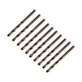 Сверло по металлу кобальтовое STRONG СTC-03300052, HSS-Co, 5.2 мм, цилиндрический хвостовик