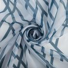 """Комплект тюлей """"Этель"""" Изумрудный сад, 145*260 см-2 шт, 100% п/э - фото 833648"""
