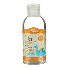 Baby Mein Kleines oil with panthenol and almonds, 150 ml