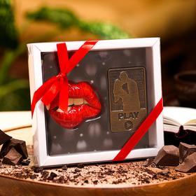 Набор из молочного шоколада «Плейбой», 100 г