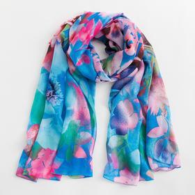 Парео текстильное BS 1643_P(20-1) цвет разноцветный, р-р 95х155 Ош