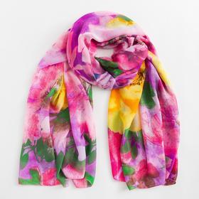 Парео текстильное BS 1643_P(20-2) цвет разноцветный, р-р 95х155 Ош