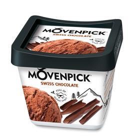 Мороженое Movenpick шоколадное, 500 мл