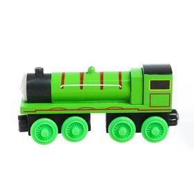 Children's locomotive for railway 3.4 × 8.5 × 5.4 cm