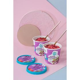 Мороженое сорбет «АйсКро» без сахара, чёрная смородина+ L-карнитин, 75 г