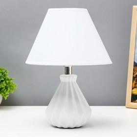 Bulb desktop 1860 / 1wt E14 40W white 25x25x35 cm