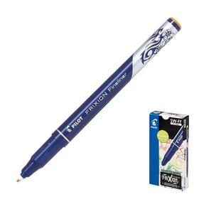 """Ручка """"пиши-стирай"""" капиллярная Pilot Frixion Fineliner, 0.45мм, чернила оранжевые"""
