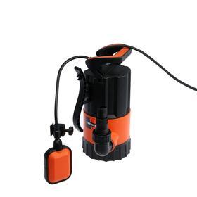 Насос дренажный PATRIOT F 500 D, универсальный, 500 Вт, напор 6 м, 125 л/мин, кабель 7 м