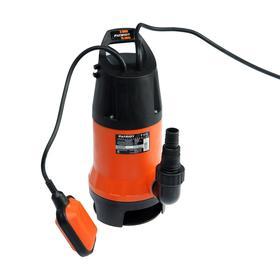 Насос дренажный PATRIOT F 900 NEW, для гряз.воды, 900 Вт, напор 10 м, 233 л/мин, кабель 10 м
