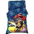 Постельное белье 1,5 сп Transformers 143*215 см, 150*214 см, 50*70 см -1 шт - фото 836456