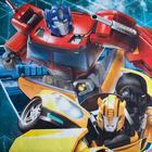 Постельное белье 1,5 сп Transformers 143*215 см, 150*214 см, 50*70 см -1 шт - фото 836458