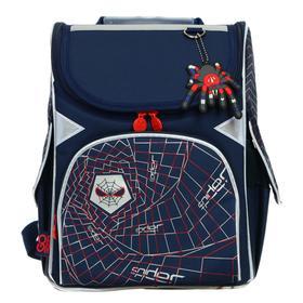Ранец Стандарт GoPack 5001S, 34 х 26 х 13 см, Spider