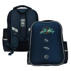 Рюкзак каркасный GoPack 165, 38 х 28 х 13 см, эргономичная спинка, UFO