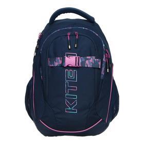 Рюкзак молодёжный эргономичная спинка, Kite 816, 45 х 32 х 14, синий