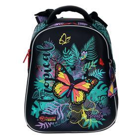 Рюкзак каркасный, Hummingbird T, 39 х 28 х 24, эргономичная спинка, «Бабочки»