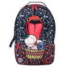 Рюкзак молодёжный эргономичная спинка, Kite 2569, 43.5 х 29.5 х 15, Сity, чёрный/красный - фото 838247