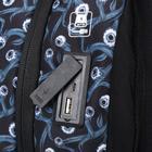 Рюкзак молодёжный эргономичная спинка, Kite 2569, 43.5 х 29.5 х 15, Сity, чёрный/красный - фото 838253
