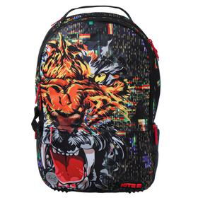 Рюкзак молодёжный эргономичная спинка, Kite 2569, 43.5 х 29.5 х 15, Сity, чёрный/оранжевый