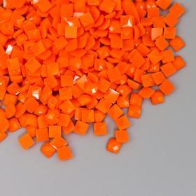 """Страз неклеевой """"Zlatka"""" 2,3 мм, 10 гр, № 3196 ярко-оранжевый"""