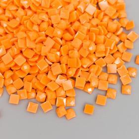 "Страз неклеевой ""Zlatka"" 2,3 мм, 10 гр, № 3204 бледно-оранжевый"
