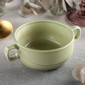 {{photo.Alt || photo.Description || 'Чашка бульонная «Акварель», 380 мл, цвет фисташковый'}}