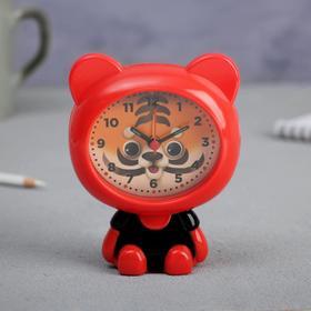 "Будильник детский ""Тигр"", мод. А-008"