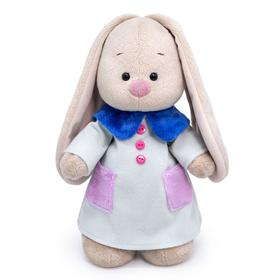 Мягкая игрушка «Зайка Ми в теплом платье», 32 см