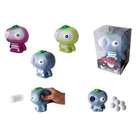 Мягкая игрушка «Зомбиз», с выпадающим глазом, 15 см
