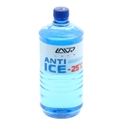 Незамерзающий очиститель стёкол LAVR Anti Ice, -25 С, 1л