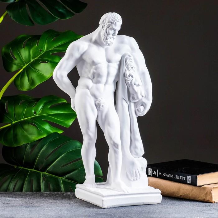 "Статуэтка ""Геракл"" белый"