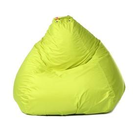 """Кресло-мешок """"Малыш"""", d70/h80, цвет салатовый"""