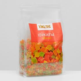 Цукаты разноцветные VAL'DE 3-5 мм, 1 кг