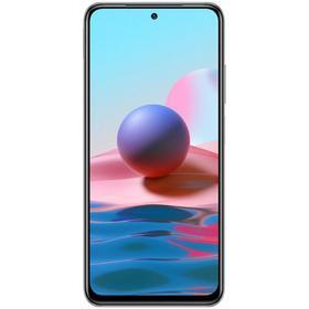 "Смартфон Xiaomi Redmi Note 10 RU, 6.43"", Amoled, 4Гб, 64Гб, 48Мп, 8Мп, 5000мАч, белый"
