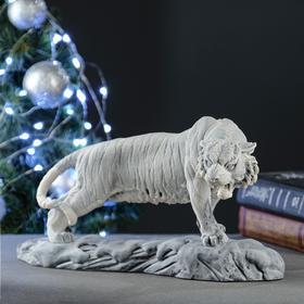 "Сувенир ""Тигр большой на скале"" 18х33 см"