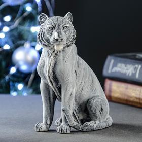"Сувенир ""Тигрица сидящая"" 16 см"