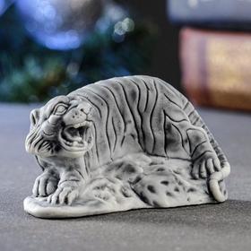 """Сувенир """"Тигр малый"""" 4х7,5 см"""