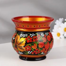 Vase, 12x12 cm, 600ml, holoma