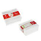 Ватные палочки Amra, 200 шт. в коробочке