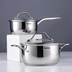 Набор посуды Intuition, 2 предмета: ковш 1,3 л, кастрюля 2,9 л