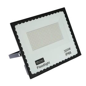 Прожектор светодиодный Luazon Lighting 300 Вт, 23100 Лм, 6500К, IP66,  220V
